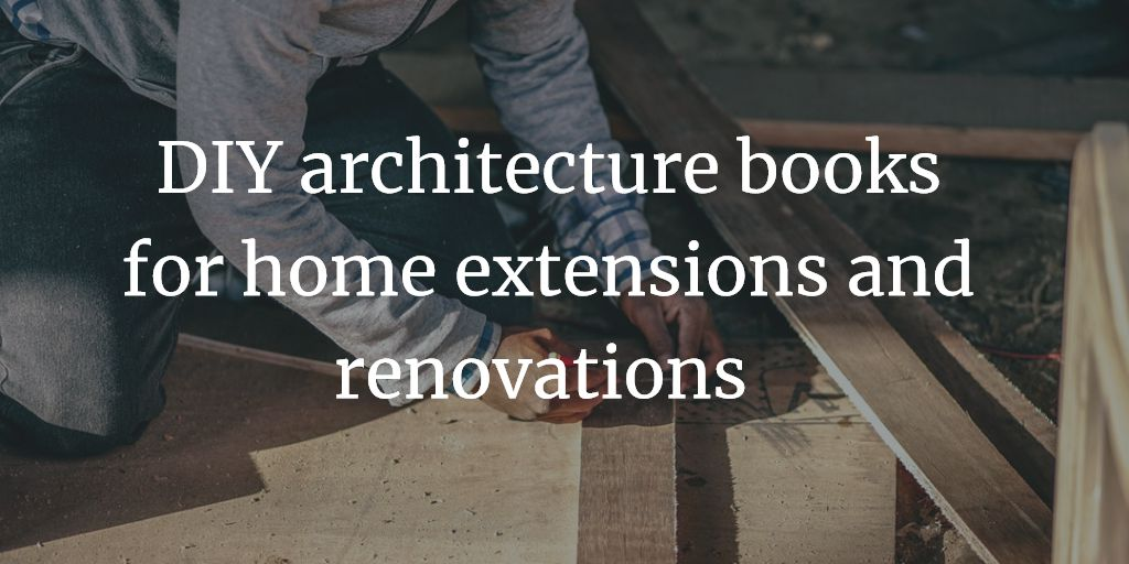 diy architecture books